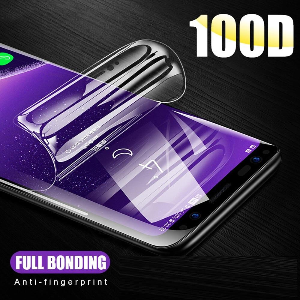 Гидрогелевая пленка для Samsung Galaxy A7 A5 A3, защитная пленка для экрана, полное покрытие для Galaxy J7 J5 J3 S7, Защитная пленка для J330 J530 J730 Eu Защитные стёкла и плёнки      АлиЭкспресс