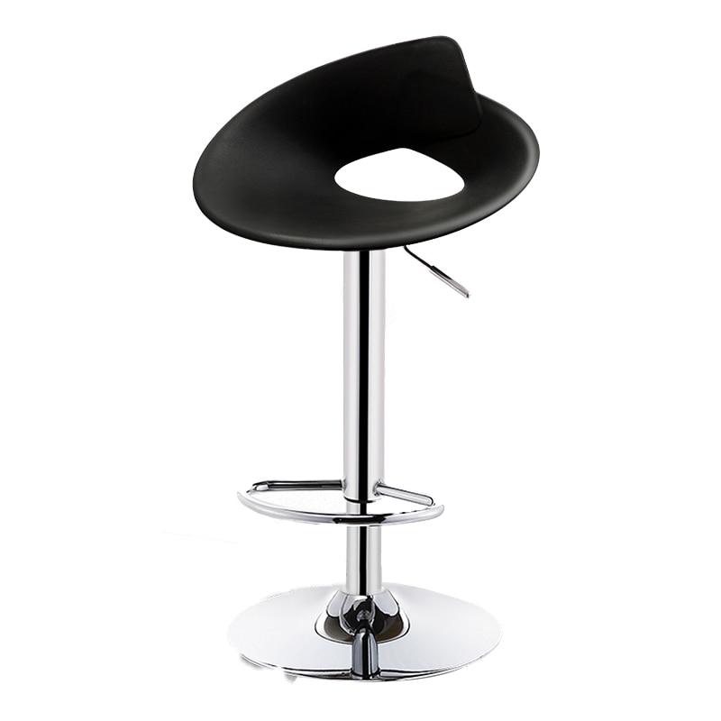 Bar Chair Lift Modern Minimalist High Stool Creative Stool Commercial Bar Chair Bar Stool Back Bar Chair