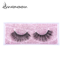 Eyelashes Faux 3d eyelashes false fake lashes natural long makeup 3D mink lashes extension soft handmade makeup maquillaje(China)