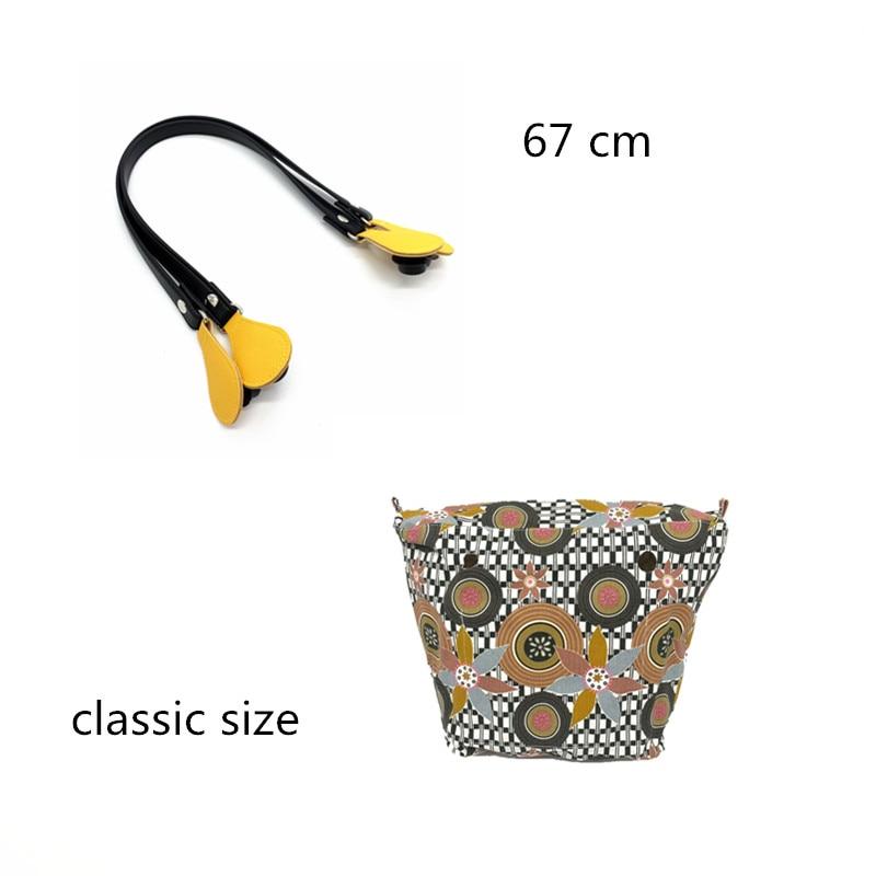 New Inner Bag And Bag Handles For Obag Handbag