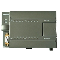 PLC industrial control board FX1N 32MR 16 point input 16 point output DC 24V