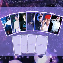 BTS Love Yourself Speak Yourself Lomo Cards (54 Pcs)