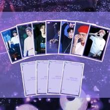Bangtan7 Love Yourself Speak Yourself Lomo Cards (54 Pcs)