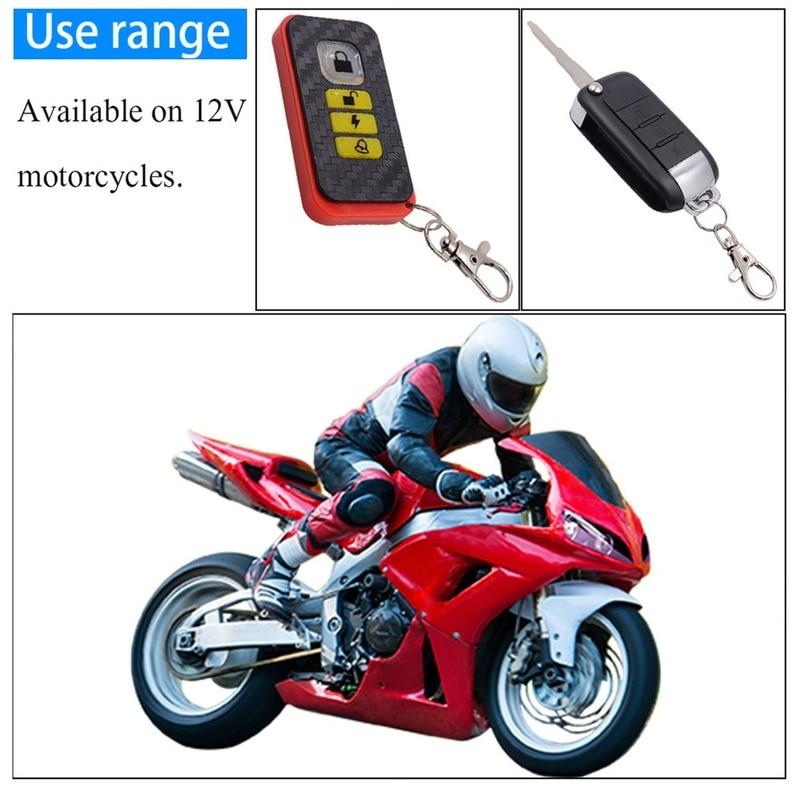 Купить мотоцикла противоугонный замок для велосипеда сигнализации системы
