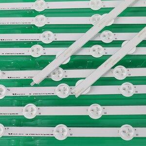 """Image 4 - led backlight screen1set=10 Pieces/lot, used part original 42""""LED strip E74739 6916L 1214A 6916L 1215A 6916L 1216A 6916L 1217A"""