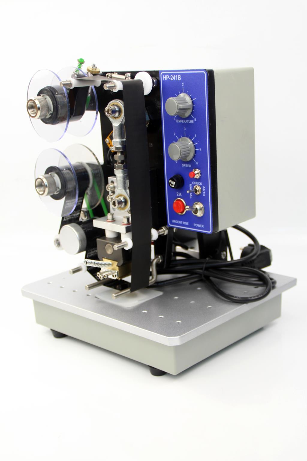 HP 241B electric ribbon coding machine Batch Coding Machine Printing Machine|Soldering Stations| |  - title=