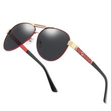 Driving Polarized Sunglasses For Man/Women EyeWear Luxury Brand Designer Pilot