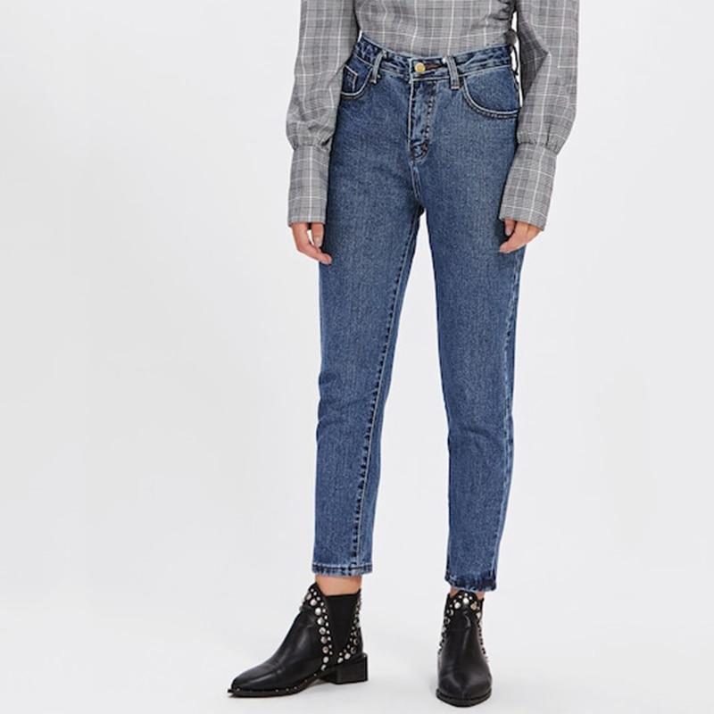 Jeans Woman 2020 Casual Harem Pants Boyfriends Mom Jeans Streetwear Denim Pants Women High Street Trousers Slouchy Jeans Femme