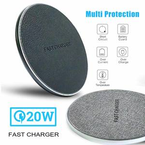 Charging-Pad-Bracket Dock-Station Quick-Charger Huawei Xiaomi High-Power Samsung Wireless Fast