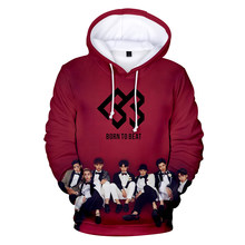 Aikooki Hot New Korea BTOB 3D Hoodies Men/women Fall Fashion Casual Hip Hop 3D Hoodie Sweatshirts Harajuku Style 3D Hoodie(China)