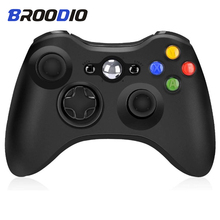 Gamepad Joystick For Xbox 360 Wireless/Wired Controller For XBOX 360 Control For XBOX360 Game Wireless Controller Joypad For PC