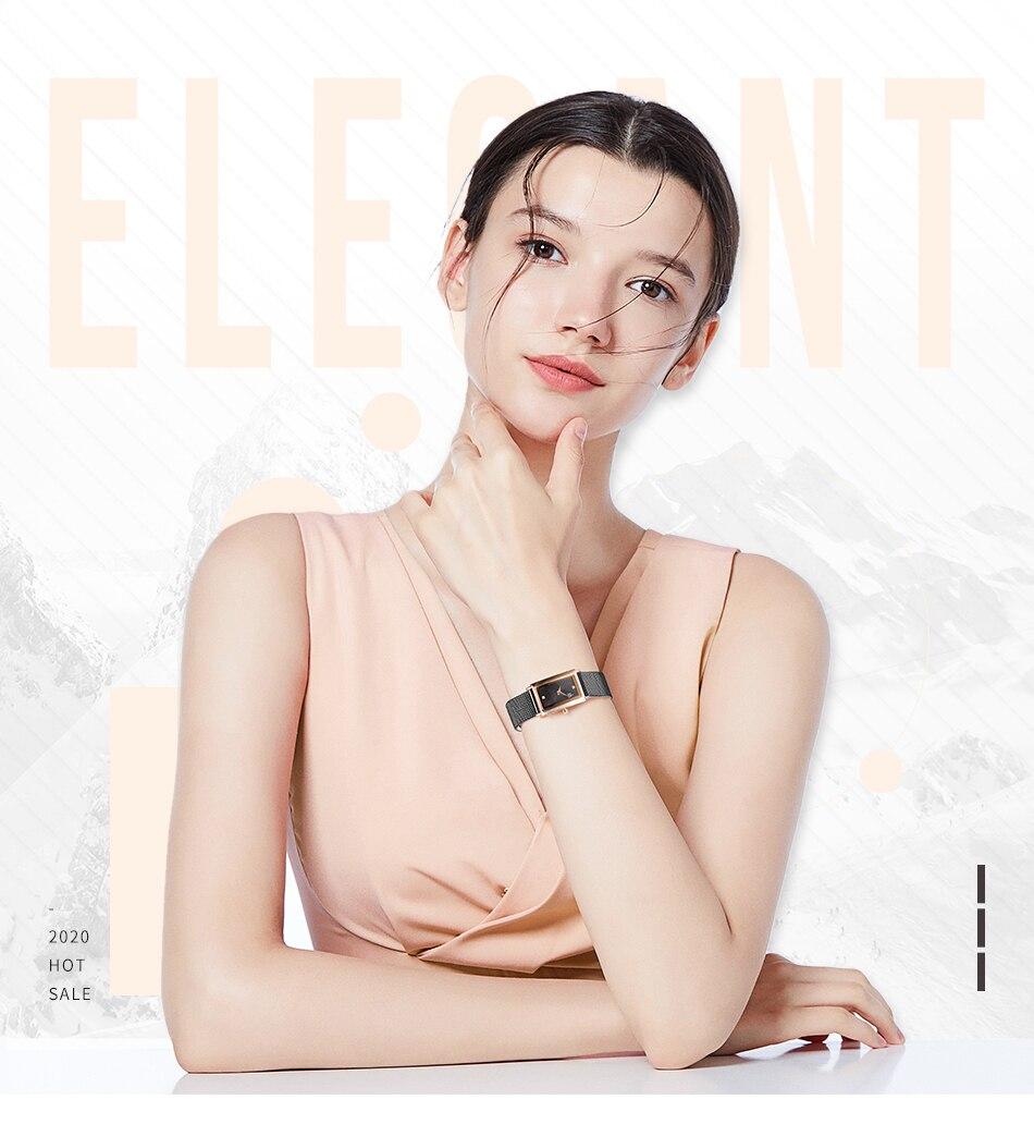 montre-bracelet pour femmes