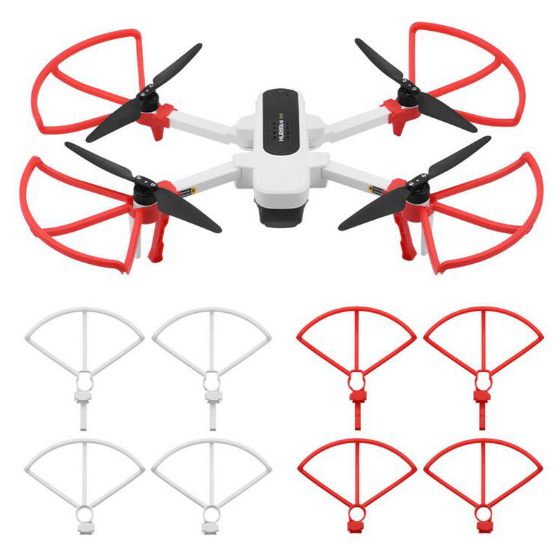 Hubsan Quadcopter Quick Release Propeller Blade Props Guard Protection Cover For Hubsan Zino H117S RC Drone Quadcopter