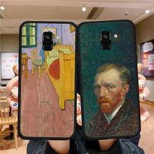 Pintura a óleo caso do telefone da arte huawei para huawei p9 p10 p20 p30 p40 lite por psmart 2019