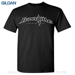 Homens Hot Baratos de Manga Curta Camiseta Masculina Ironville 3D Pesado Ser Teus Pesos Powerlifting T-Shirt
