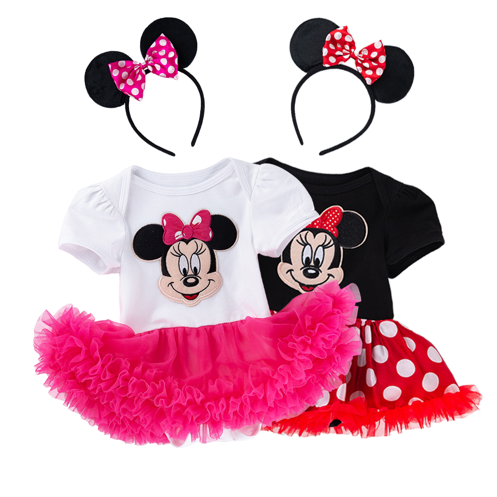 Cotton 3Pcs Doll Accessories 55cm Silicone Doll Clothing Reborn Baby Girls Toys Clothes Dress+Headband Kids Birthday Gifts