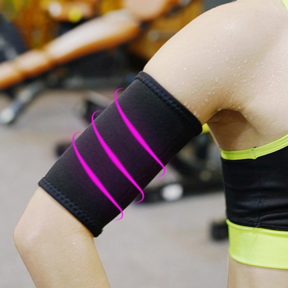 Arm Warmers Slimmer 2pcs/set Fat Burner Sauna Sweat Neoprene Shapewear Body Shaper For Women Men Weight Loss Drop Shipping