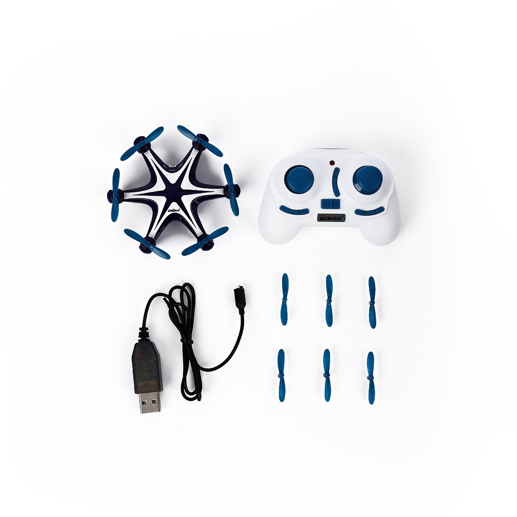 mini drone Headless Mode 6 Axis Gyro 2 4GHz 4CH dron with 360 Degree Rollover Function One Key Return RC Dron
