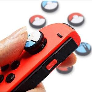 Image 2 - Cần Điều Khiển Bao Ngón Tay Cái Gậy Cầm Nắp Cho Nintendo Switch NS Lite Joy Con Bộ Điều Khiển Nintend Joy Con Chơi Game tự Dùng Ốp Lưng