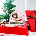 Новый Романтический дом Санта Клаус издание Bluetooth беспроводной динамик музыкальная шкатулка атмосфера светильник Рождественский подарок