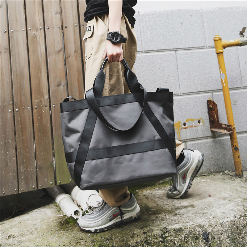 Short Trip Travel Bag 2019 New Style Fashion Gym Bag Korean-style Folding Business Trip Large-Volume WOMEN'S Handbag A Generatio