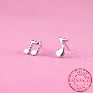 Женские маленькие серьги-гвоздики из стерлингового серебра 925 пробы, подарочные серьги для девочек и женщин, Ds433