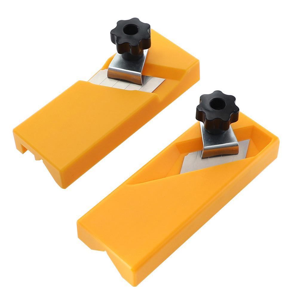 Placa De Gesso Drywall Lixar Moedor portátil Painel de Gesso Trimmer Edger Polidor Lixadeira Abrasivo Edge-acabamento de Costura Ferramenta