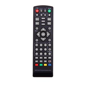 Image 1 - Hoge Kwaliteit Universele Afstandsbediening Vervanging Voor Tv Dvd DVB T2 Afstandsbediening Voor Satelliet Televisie Ontvanger Thuisgebruik