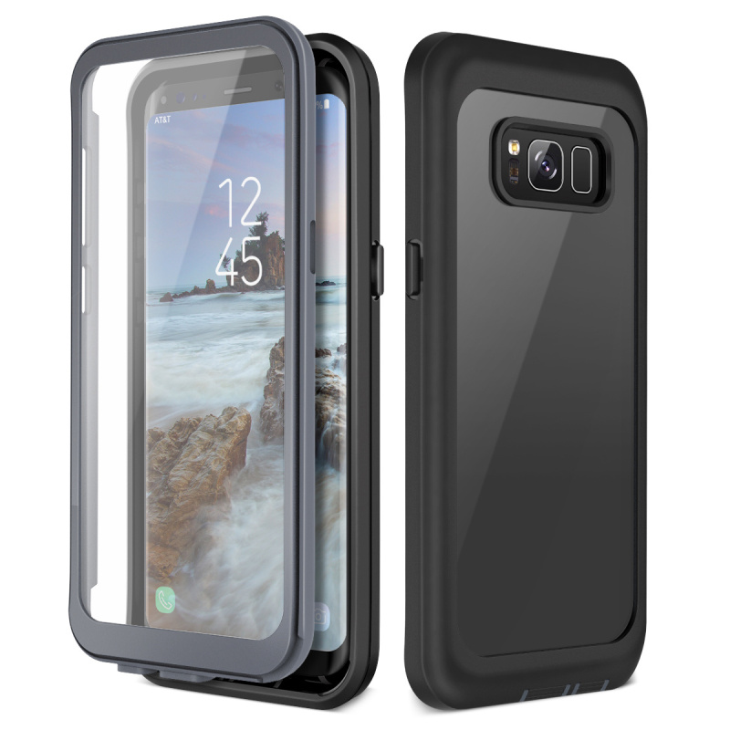 Transparent Clean case for Samsung <font><b>Galaxy</b></font> Note 9 10 S9 S8 Plus case TPU Back Cover For Samsung <font><b>Galaxy</b></font> <font><b>S10e</b></font> S10 plus Bumper Case image