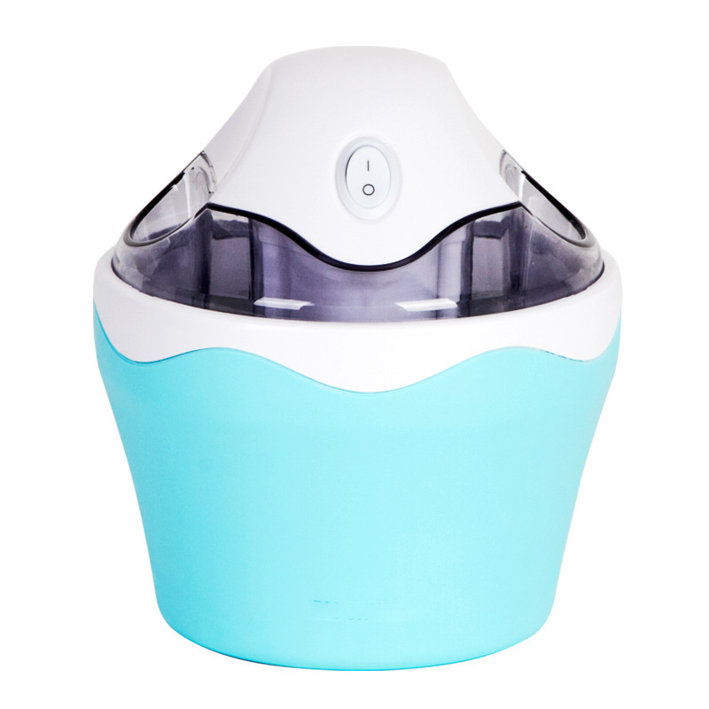 Home Automatic Mini Ice Cream Machine Children Ice Cream Bar Homemade Ice Cream Machine 500ml