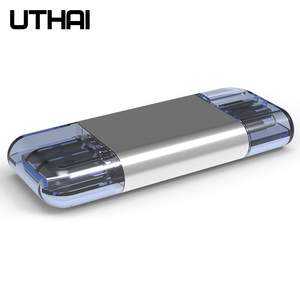 Image 2 - UTHAI C39 For HUAWEI NM Card Reader Type C to Micro SD/USB3.0 Adapter Multi In 1 usb3.0 For Mobile/PC Use Nano Memory Card Read