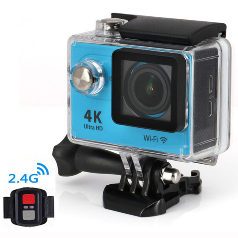 H9 without HD-Port Wifi 4k Action Camera Sport Professional Waterproof DV Recorder Full Hd 1080P Outdoor Cycling Diving
