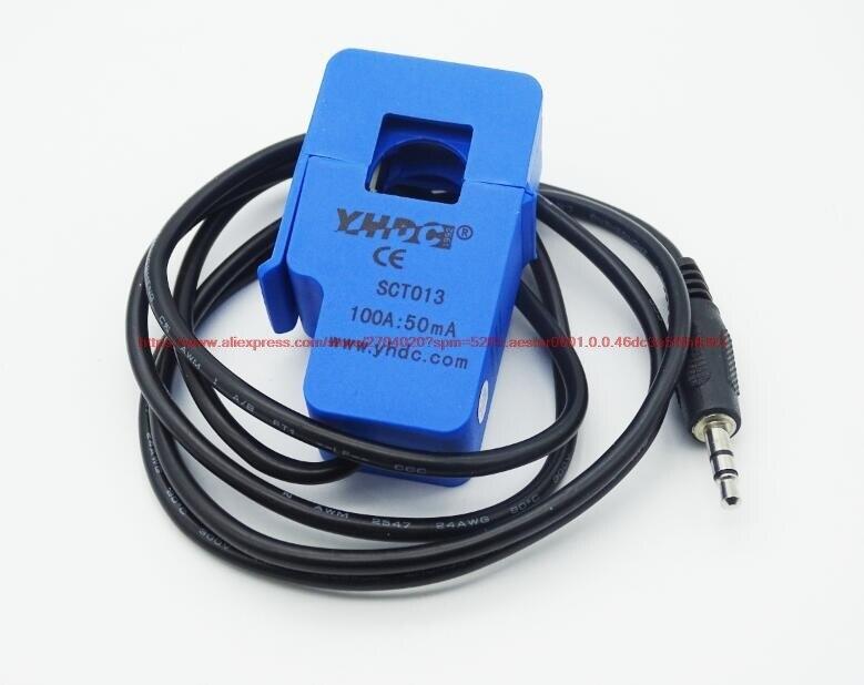 1 pièces SCT-013-000 YHDC 100A ouvrir fermer transformateur de courant SCT013000