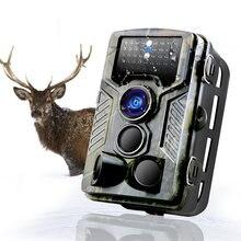 Фотоловушка hc800a 1080p инфракрасная светодиодная камера ночного