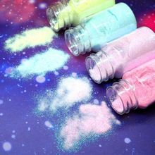 12 Colors Sweet Candy Color Suspended Glitter Powder Sequins Resin Pigment Epoxy Resin Mold Jewelry Making Arts Crafts