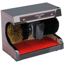 Gospodarstwo domowe w pełni automatyczny zestaw do czyszczenia butów do czyszczenia butów czyszczenie butów mały indukcyjny zestaw do czyszczenia butów do czyszczenia butów tanie tanio 0012
