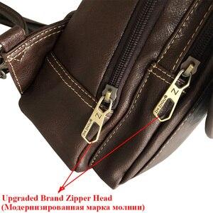 Image 5 - Çok İşlevli Vintage yumuşak suni deri Mini sırt çantası çanta kadın kadın küçük omuzdan askili çanta bayan günlük seyahat göğüs çanta