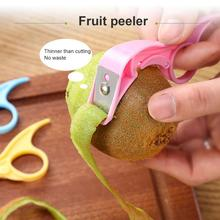 1pc Stainless Steel Vegetable Fruit Peeler Creative Cutlery Peeler Vegetable Cutter Cooking Tools Kitchen Accessories Gadgets 1pcs professional magic fruits vegetables peeler creative ceramic fruit knife vegetable fast peeler home kitchen tools