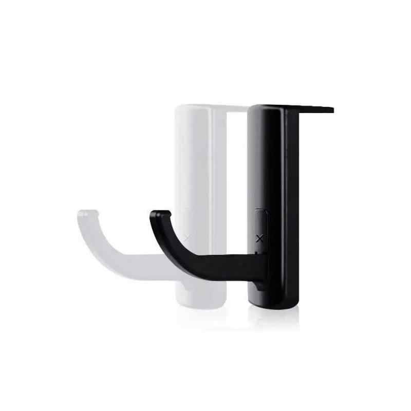 Hitam Headphone Stand Universal Headphone Headset Gantungan Kait Dinding PC Monitor Earphone Dudukan Rak Rak TSLM1