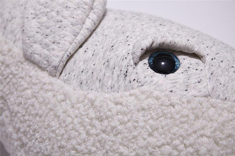 2019 baleia animal de pelúcia travesseiro bebê