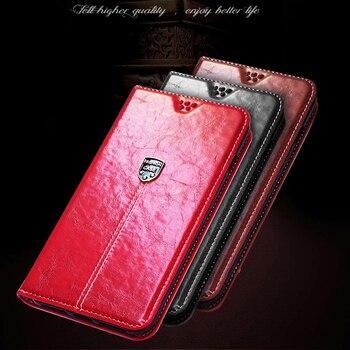 Перейти на Алиэкспресс и купить Чехол-бумажник s для Hisense F16 (E6) A5 A6L F25 (E8) F30S F40 R7 H30 чехол для телефона откидной кожаный чехол с откидной крышкой с отделением для карт и подстав...