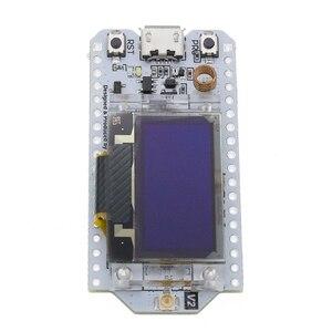 Image 5 - Sx1276 sx1278 esp32 lora 868 mhz/915 mhz/433 mhz 0.96 인치 블루 oled 디스플레이 블루투스 wifi 키트 32 개발 보드
