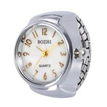 Ring Watch Men Hot Dial Quartz Analog Watch