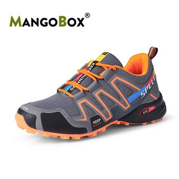 Najlepiej sprzedające się trampki golfowe męskie szare niebieskie męskie buty sportowe marka projektant mężczyźni trampki na siłownię oddychające letnie buty golfowe męskie tanie i dobre opinie Mangobox CN (pochodzenie) oddychająca Cotton Fabric Średnia (B M) RUBBER Sznurowane Dobrze pasuje do rozmiaru wybierz swój normalny rozmiar