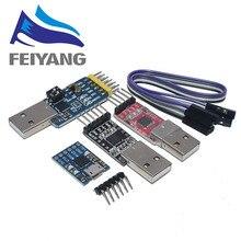 CP2102 USB 2.0 a UART TTL 5PIN Connettore del Modulo Convertitore Seriale STC Sostituire FT232 CH340 PL2303 CP2102 MICRO USB per aduino
