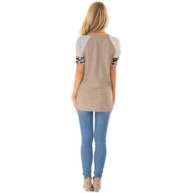 Women T-Shirt Raglan Sleeve