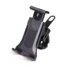 цена на Black Bike Phone Holder Bicycle Mobile Cellphone Holder Motorcycle Suporte Celular For iPhone Samsung Xiaomi Gsm Houder Fiets