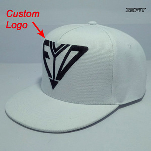 Chapeau de tennis et football à bord plat | Taille personnalisée, chapeau de tennis blanc, casquette de baseball personnalisée pour tour d'équipe, casquette de baseball