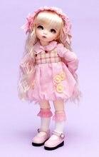 Bjddoll 1/6ante bjd boneca pseudônimo olho livre moda modelo feminino renascimento presente brinquedo