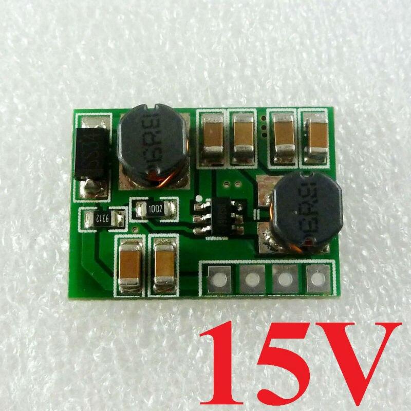 DD2412SA_15V 2-24V to 15V DC-DC Boost-Buck Step UP & Step Down Converter Module Voltage Regulator Power supply